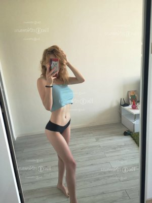 Kimaya nuru massage in Pearl and escort girl